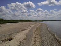110 acres Lakefront - Lake Winnipeg