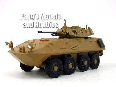 LAV-25 Light Armored Vehicle - Marines 1/72 Scale Diecast Model by (Marines Armored Vehicle)