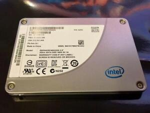 Intel 160GB SSD Solid State Hard Disk Drive SSDSA2M160G2GN HD HDD