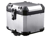 BMW Motorrad OE R1200GS adventure LC aluminium top box made by Touratech for BMW
