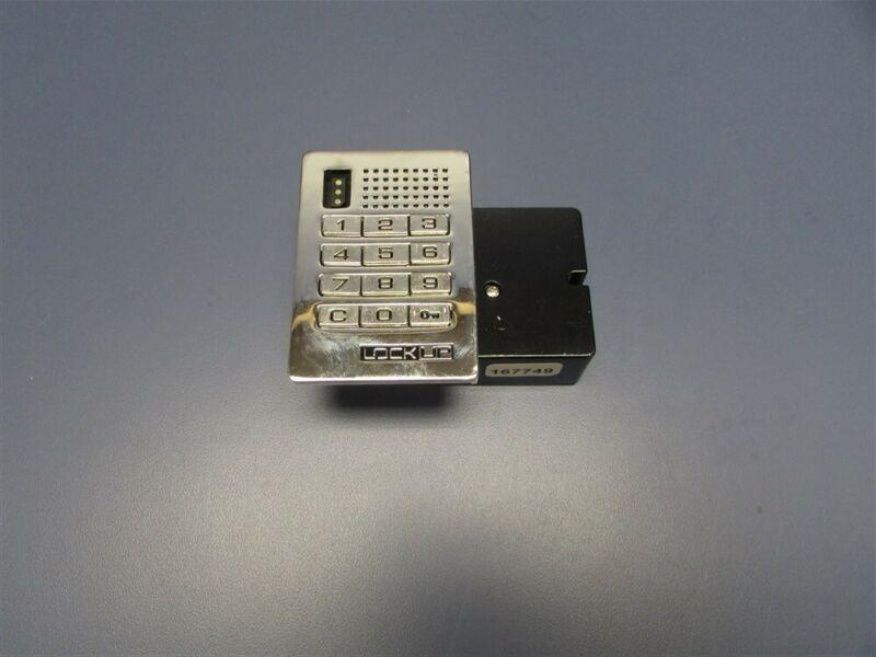 New Digilock Lockup Key Pad and Lock 167749