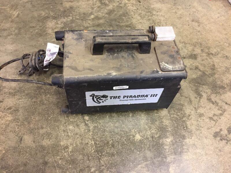 Diamond Ground Products Piranha III Tig Tungsten Electrode Grinder