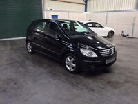 2007 Mercedes b170 se automatic low miles leather guaranteed cheapest in country