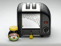 Special edition rare Delonghi marmite toaster