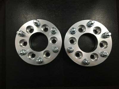 """4X CNC WHEEL SPACERS ADAPTERS 6X114.3 TO 6X139.7 / 6X4.5 TO 6X5.5 2"""" INCH 50mm"""