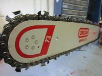 CHAINSAW SHARPENING & LARGE SELECTION OF NEW & USED CHAINS