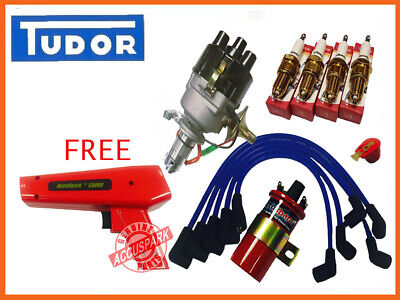 MGB Electronic Ignition AccuSpark Distributor performance Kit/FREE Timing Light