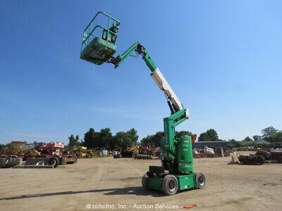 2013 Jlg E300ajp 30 Electric Articulating Boom Lift Man Swing Jib Bidadoo