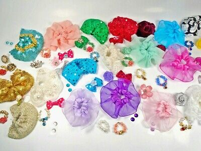 Bows And Bags (Littlest Pet Shop 6 pcs  Skirts,Bows and Necklaces Random Grab Bag Lot)