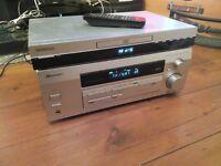 Pioneer AV Receiver and Thomson DVD Player