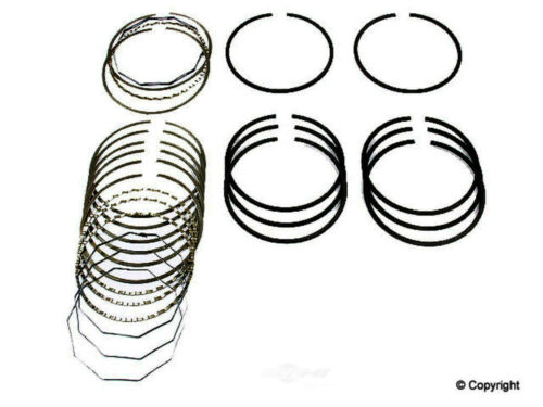Engine Piston Ring Set fits 1984-1993 Mercedes-Benz 190E