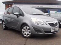 2013 Vauxhall Meriva EXCLUSIV 1.3 CDTI MPV MOT - 26/03/2018