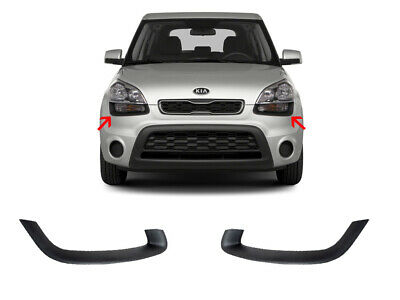 Genuine OEM Soul Front Headlamp Trim Molding (Fits: KIA 2009-2013 Soul)