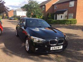 BMW 120D SE 2012 5dr