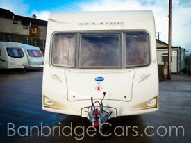 (Ref: 865) 2008 Bailey Senator 6 Vermont 2 Berth Optional Motor Mover