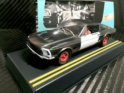 Pioneer Slot Car P090 Mustang Fastback 390GT Road Warrior Limited Edition of 306 segunda mano  Embacar hacia Spain