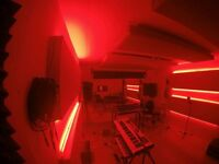 rehearsal studio available from £15 p/h