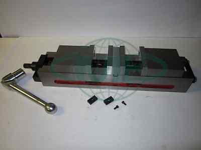 6 Double Lock Cnc Precision Machine Vise 8500-dl6--new