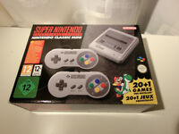 Super Nintendo Snes Mini Classic Console Brand New may swap for Switch games