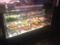 Well Known Busy Grills and Kebab Shop Fror Sale in London Precious Street of Wimbledon A3 LICENCE