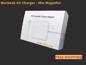 Apple MacBook AIR Charger  (Magsafe2) - $22.95 - Best Quality - Buy It Now! - FREE SHIPPING!!! CANADA