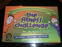 NEW unopened THE FITNESS CHALLENGE GAME Great Gift ORILLIA