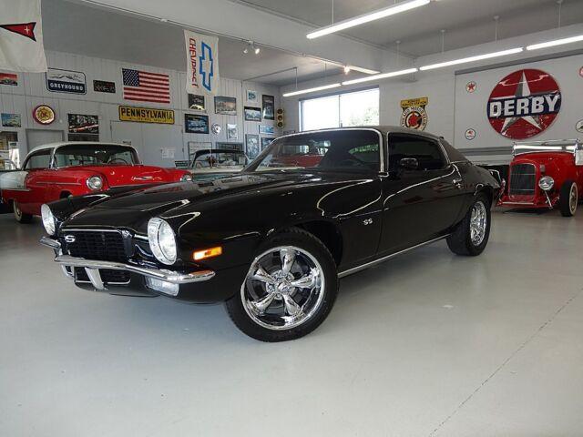 Imagen 1 de Chevrolet Camaro black