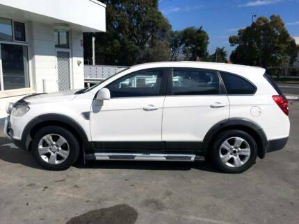 07 Captiva Diesel Auto SUV Optioned, Spacious and Versatile Chatswood Willoughby Area Preview