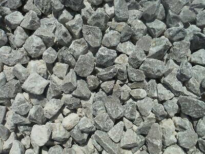20mm Dove Grey Limestone Chipping Decorative Aggregate Stone/Gravel 10 Tonne
