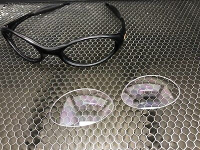 LINEGEAR Custom Replacement Lens for Oakley Eye Jacket Clear [EJ-CL] for sale  Shipping to Canada