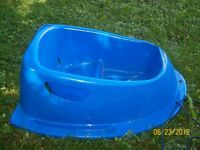 Pelican childrens sled blue