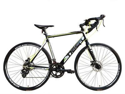 Tiger Quantum 4.0 Gents 700c 14 Speed STI Alloy Road Racing Bike Bicycle 2 Sizes