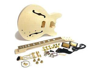 E-Gitarren Bausatz  /Guitar DIY Kit