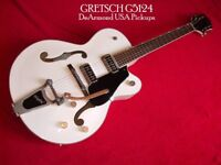 GRETSCH G5124 with USA Pickups and Hardcase