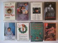 19 Cassettes ( 4 tracks).