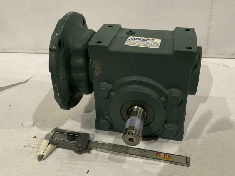 DODGE TIGEAR SPEED REDUCER # 20Q25R56  RATIO: 25:1  TORQUE: 788 IN LBS.  56C