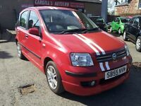 FIAT PANDA DYNAMIC MULTIJET (red) 2005