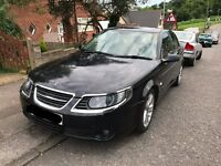 SAAB 9-5 95 HOT AERO 2.3T 4DR 2006 SPARES OR REPAIR