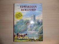EDWARDIAN HEREFORD by Betty Grist & Derek Foxton