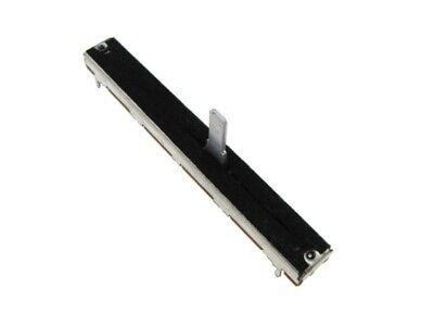 10k Ohm Slide Potentiometer Stereo - 75mm