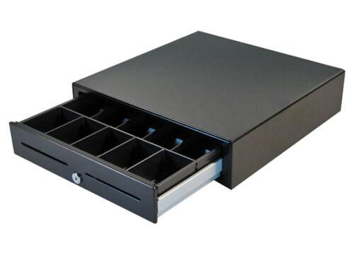 "APG Vasario 16"" SQUARE STAND & TERMINAL CERTIFIED USB Cash Drawer  VB554A-BL1616"