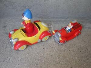 2 LITTLE PLASTIC CARS WITH NODDY(TOYLAND)/TOYS London Ontario image 2