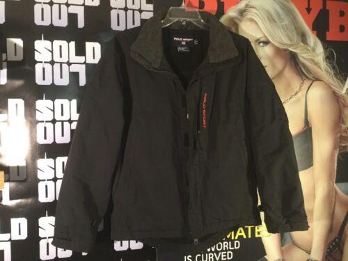Ralph Lauren Polo Sport Jacket Mens M No Hood VTG