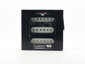 Fender Custom Shop Stratocaster '69 Pickups