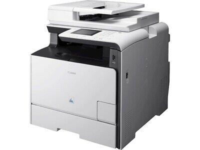 Canon i-SENSYS MF728CDW A4 Colour Mulitfunction Laser PrinterToner 718 hp cc530