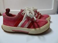 Girl's Baby Gap Running Shoes Size 9 / Souliers de course 9