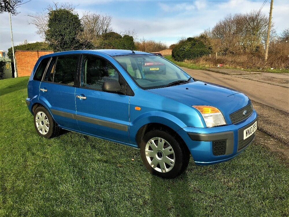 ford fusion 1 4 style plus fsh mot jan 2019 drives perfect blue 2010 in loughborough. Black Bedroom Furniture Sets. Home Design Ideas