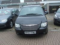 CHRYSLER GRAND VOYAGER CRD EXECUTIVE (black) 2007
