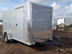 2017 Cross Trailers 612S/A Enclosed Cargo Trailer