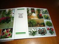 Success with House Plants - 4 Volumes
